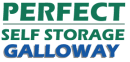Galloway Township Self Storage - Safe, Controlled, Clean storage Logo
